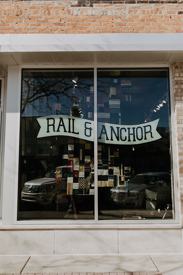Rail and Anchor in Royal Oak
