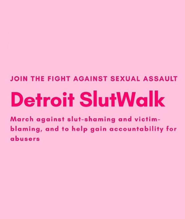 The Detroit SlutWalk