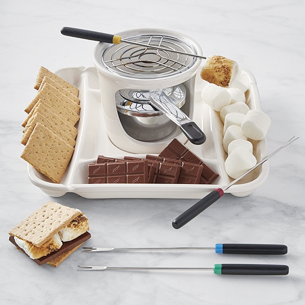 S'mores maker from Williams-Sonoma Troy