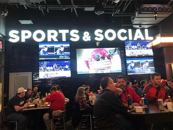 Sports and Social Detroit