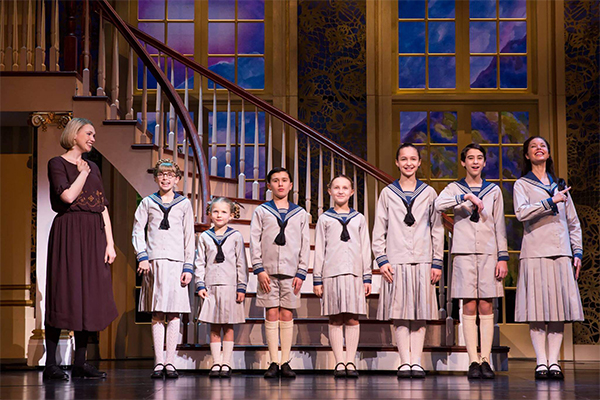 Sound of Music at The Fox theatre