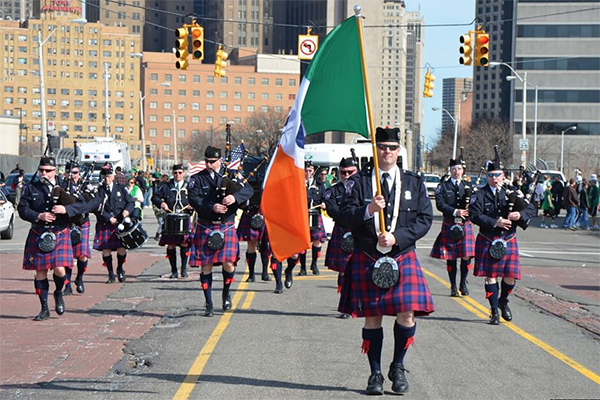 Metro Detroit St. Patrick's Day events