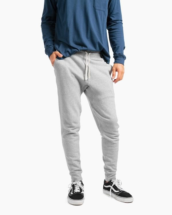 Sweatpants- Heather Grey