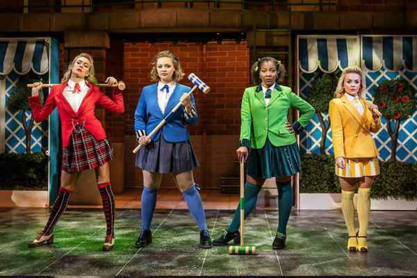 Heathers the Musical, Detroit
