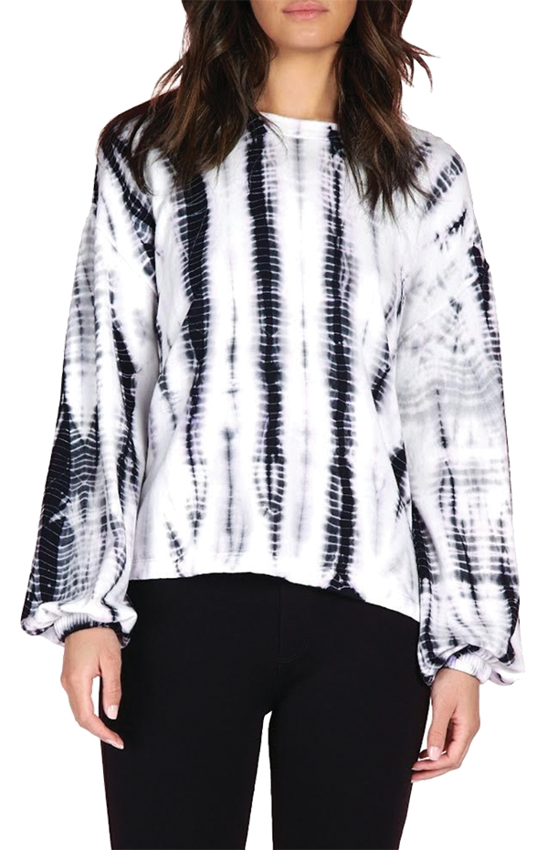 Sanctuary tie dye sweater, $79, Rear Ends