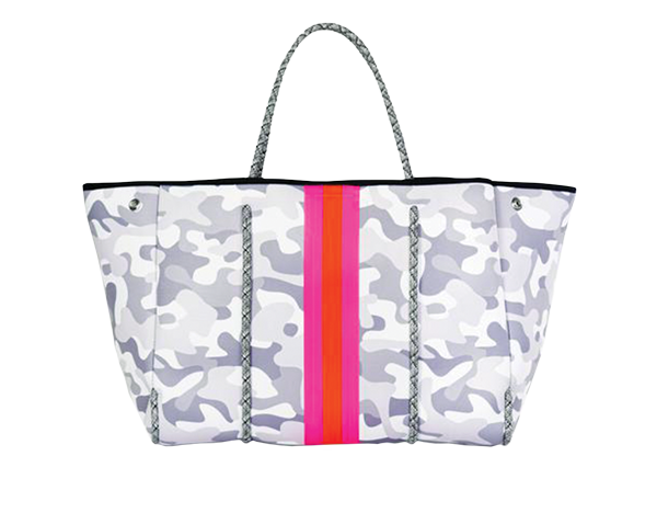 Haute Shore tote bag from Found Objects