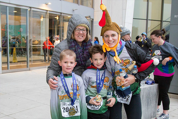 Detroit Turkey Trot