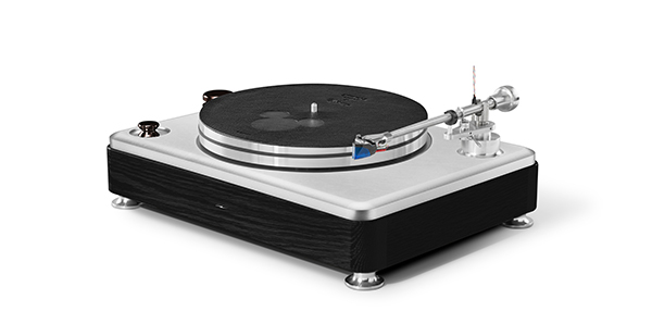 limited edition Shinola Mickey Runwell turntable from Shinola