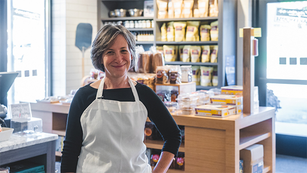 Amy Emberling of Zingerman's Bakehouse