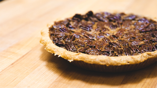 Zingerman's Bakehouse pecan pie recipe